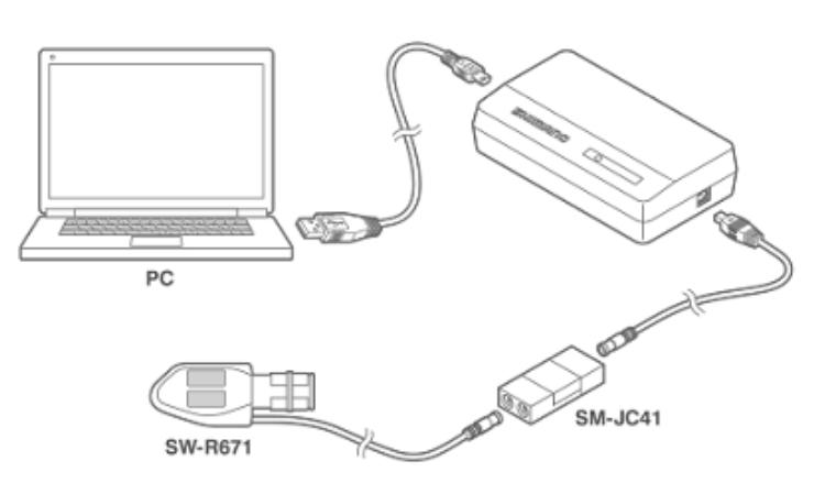 sm-pce single unit connection