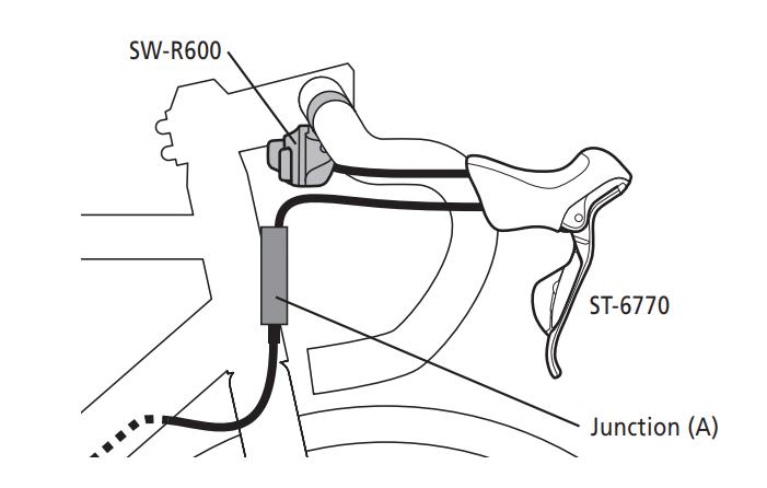 SW-R600 installation