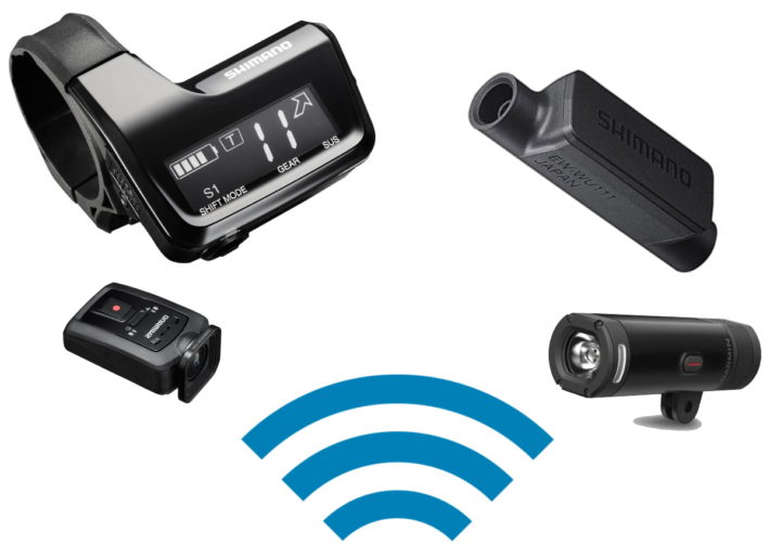 Wireless unit and connectivity