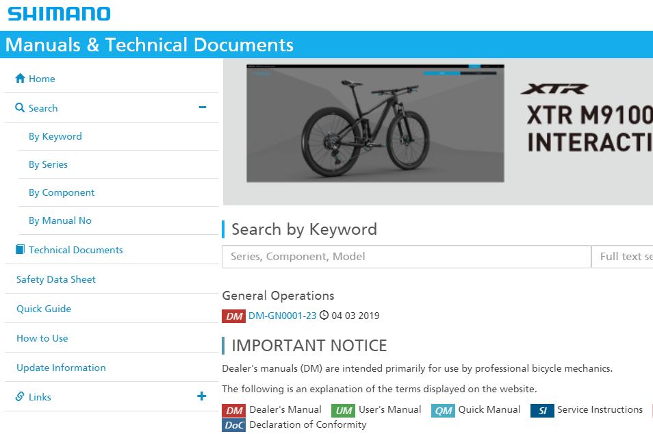 Search by keyword