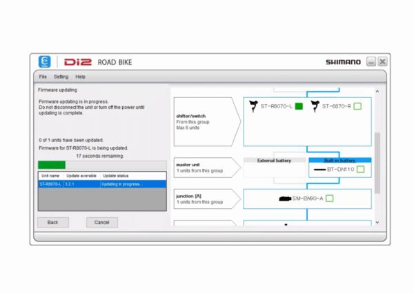Update Di2 Firmware